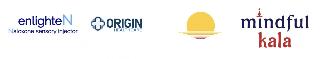Logos of Wilson Prize finalist teams