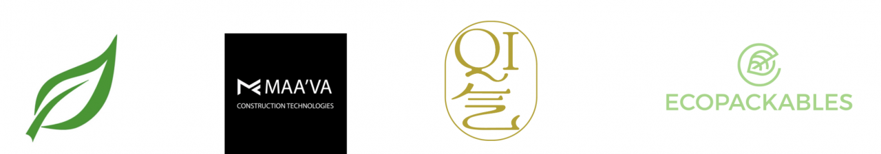 Logos of Sabin Prize finalists